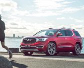 Holden has revealed the 2019 Acadia