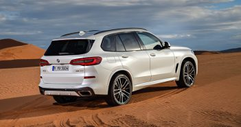 Pricing and specs for the BMW X5 SUV