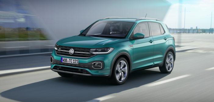Volkswagen has revealed its new 2019 T-Cross