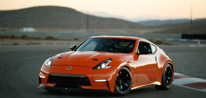 Nissan 370Z Project Clubsport 23 Revealed