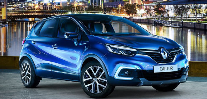 Renault Australia has launched the new Captur S-Edition