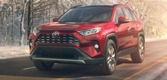 Toyota have revealed the new RAV4