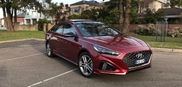 Hyundai Sonata Premium Full Review