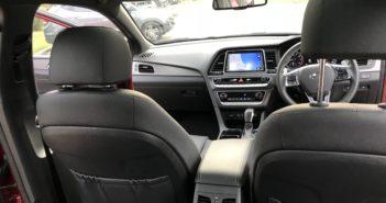 Hyundai Sonata Premium – Interior Tour