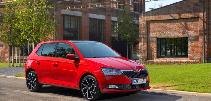 The new Skoda Fabia Range