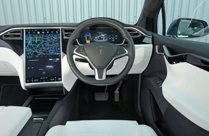 Tesla Model X | Pullover