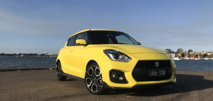 Suzuki Swift Sport Full Review