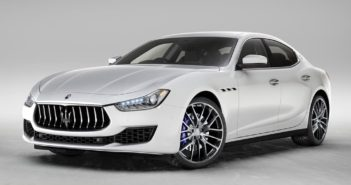 2019 Maserati Ghibli Scatenato Revealed