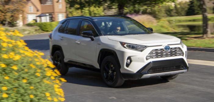 Toyota 2019 RAV4 details