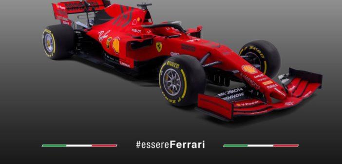 Gallery: Ferrari 2019 Formula 1 Car Reveal