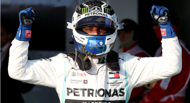 Bottas takes the Australian Grand Prix