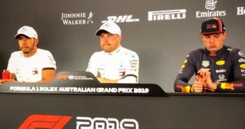 F1 Roundup: Melbourne Grand Prix Qualifying 2019