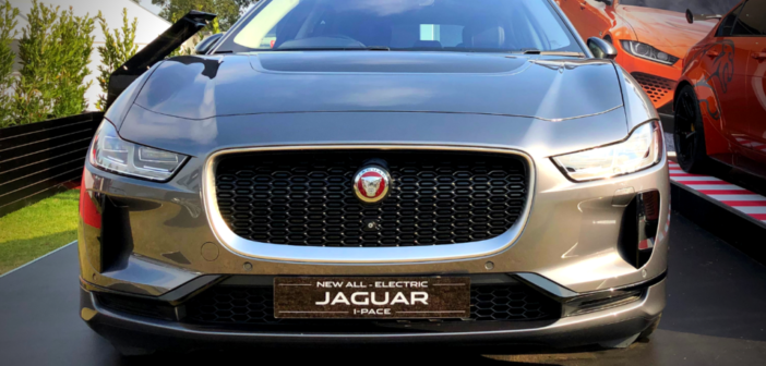 2020 Jaguar I-Pace EV [4K]