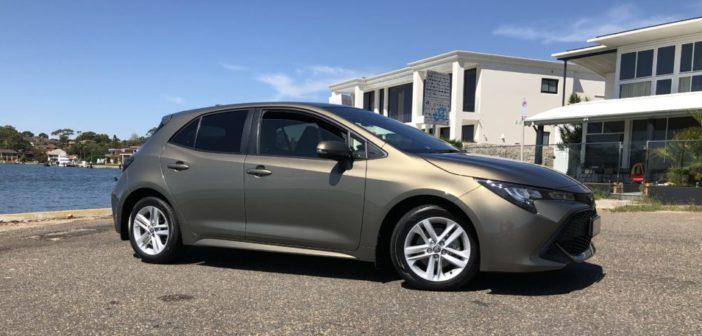 Toyota Corolla Ascent Sport: All Videos