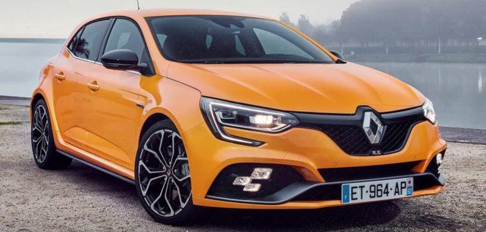 Renault Megane RS In-Depth Look