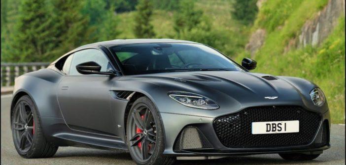 Aston Martin DBS Superleggera – Exterior & Interior Tour