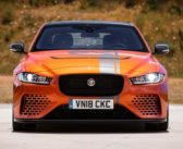 Jaguar XE SV Project 8 – First Look