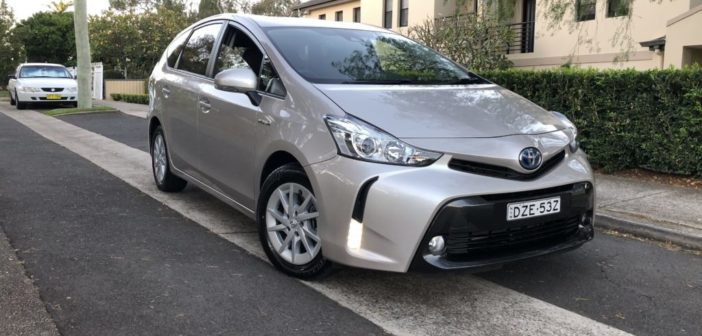 Toyota Prius V 7-Seater Review