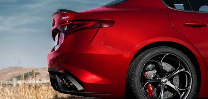 Alfa Romeo Giulia Quadrifoglio – Exhaust Sound Comparison