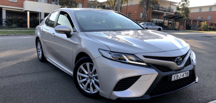 Toyota Camry Hybrid long-term review