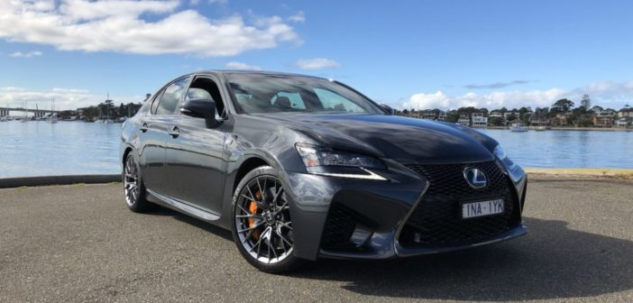 Lexus GS F: All Videos