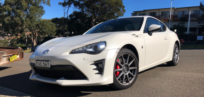 Toyota 86 GTS Dynamic Performance Pack long-term review