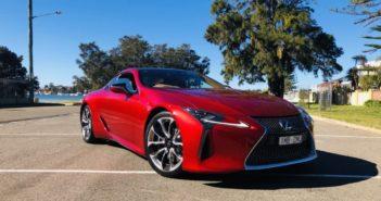 Lexus LC500 V8 Full Review