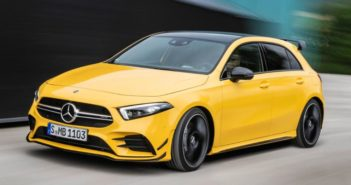 Mercedes-AMG A35 Pricing & Specs