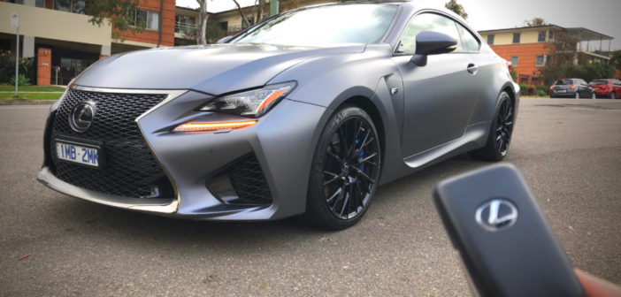 Lexus RC F 10th Anniversary Edition: All Videos