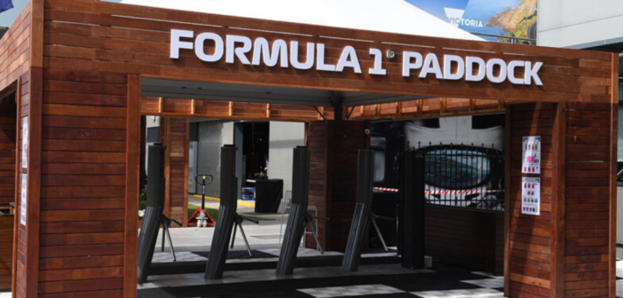 First person walk through the EXCLUSIVE F1 Paddock