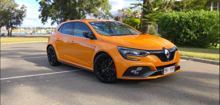 Renault Megane RS Cup EDC review