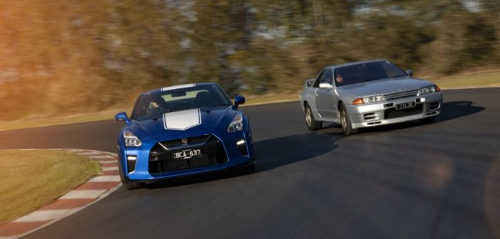 Nissan GT-R/Z 50th Anniversary celebration