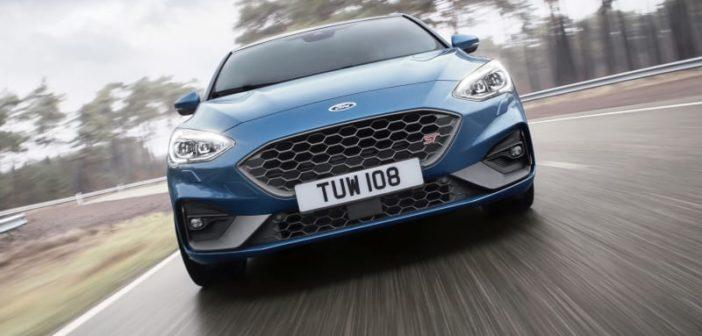 Ford Focus ST to go hybrid
