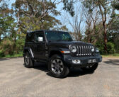 Jeep Wrangler Overland review