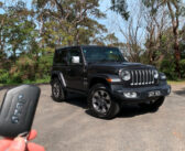 Jeep Wrangler Overland all videos