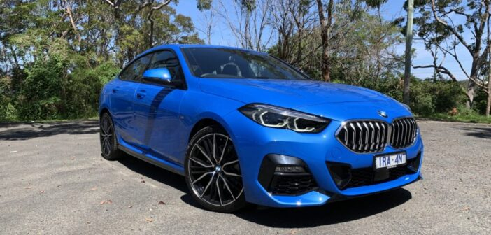 BMW 218i Gran Coupe M Sport review