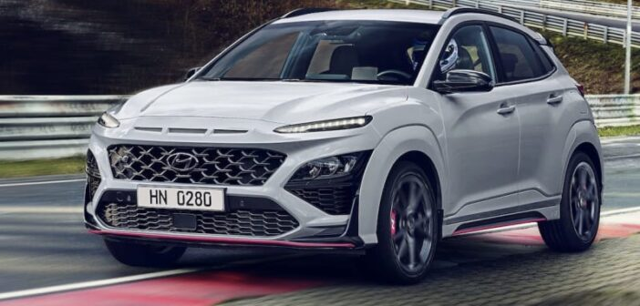 Hyundai Kona N revealed – quicker than i30 N