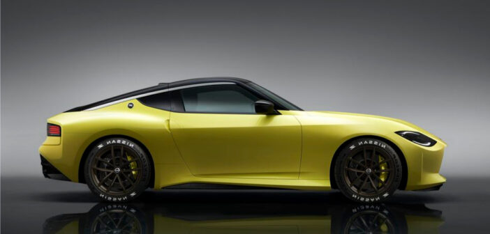 2022 Nissan Z revealed // 400hp, manual gearbox + more